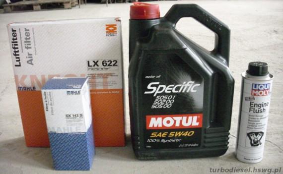 Olej Motul Specific 505.01