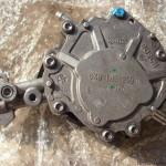 Pompa podciśnienia i paliwa Bosch